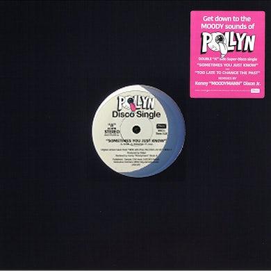 Pollyn The Moodymann Remixes Pink 12 Inch