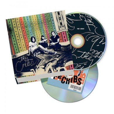 The Cribs For All My Sisters CD/DVD Album CD/DVD