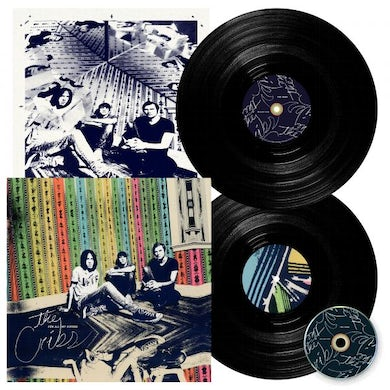 The Cribs For All My Sisters Double Heavyweight Vinyl  Double Heavyweight LP