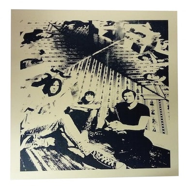 The Cribs For All My Sisters Screen Print