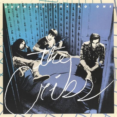The Cribs Burning For No One 7 Inch