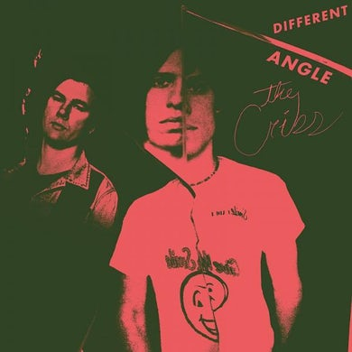 The Cribs Different Angle Neon Pink 7 Inch