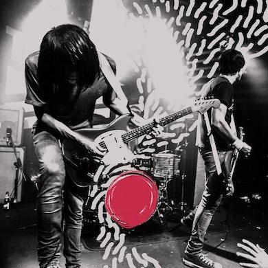 The Cribs 24-7 Rock Star Shit Splatter LP (Vinyl)