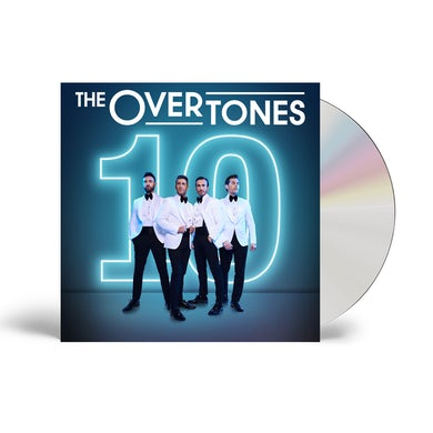 The Overtones 10 CD