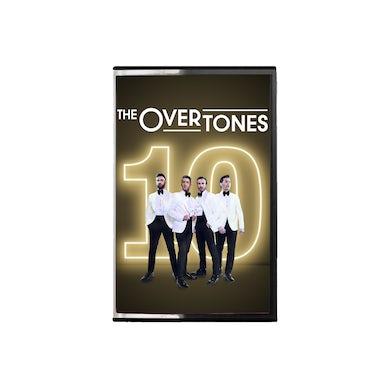 The Overtones 10 Cassette