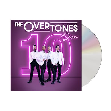 The Overtones 10 Deluxe (Signed) CD