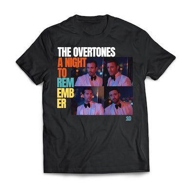 The Overtones A Night To Remember T-Shirt