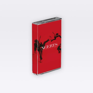 The XCERTS Hold On To Your Heart Cassette