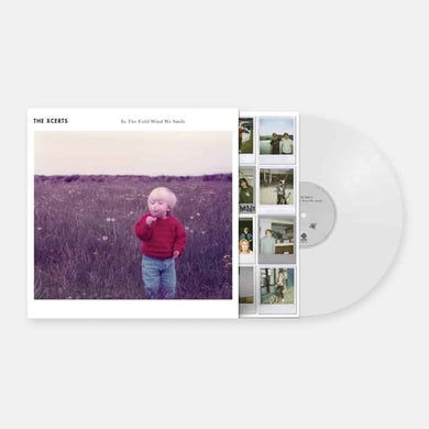 The XCERTS In The Cold Wind We Smile - Ten Year Anniversary Vinyl Heavyweight LP