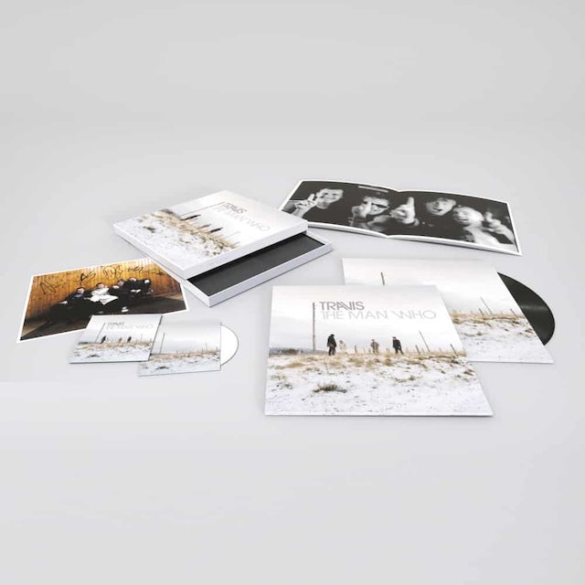 Travis The Man Who - Numbered Limited Edition Collector's Boxset Boxset