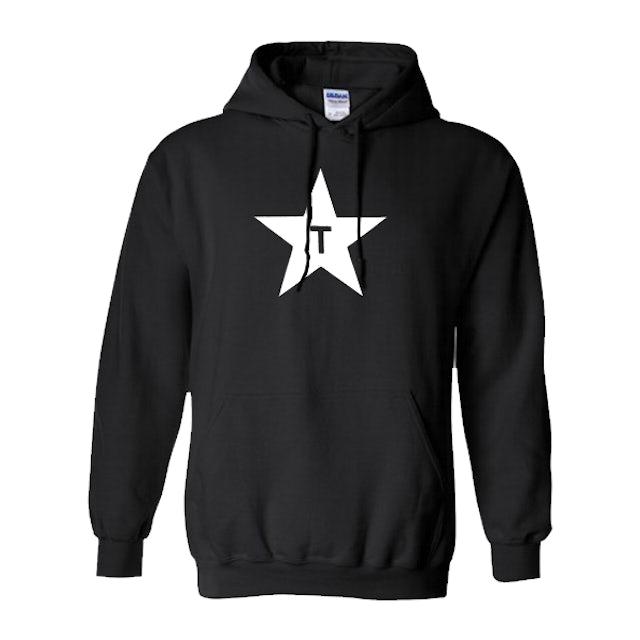 Travis Star Hoody (No Back Print)