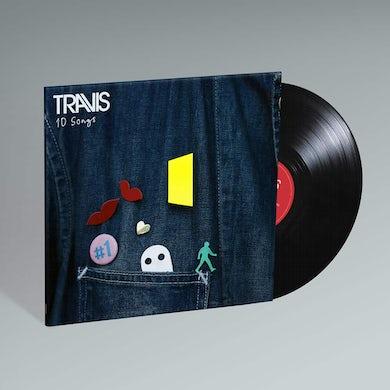 Travis 10 Songs Heavyweight LP (Vinyl)