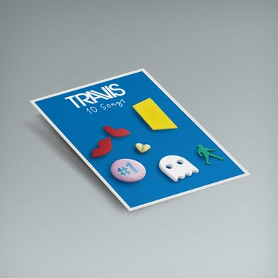 Travis Artwork Icon Badge Set