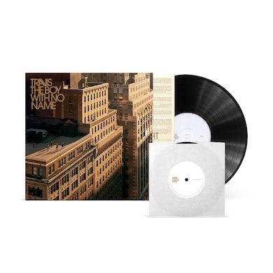 Travis The Boy With No Name Black Vinyl + 7-Inch LP