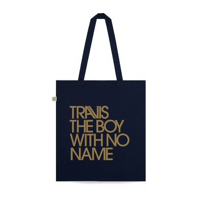 Travis The Boy With No Name Tote Bag