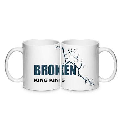 KING KING Broken Mug