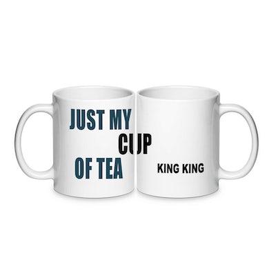 KING KING just My Cup Of Tea Mug