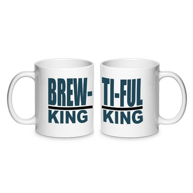 KING KING Brew-ti-ful Mug