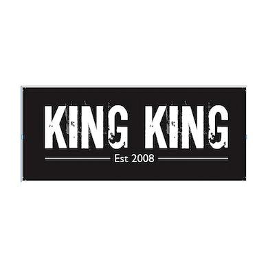 KING KING Sticker