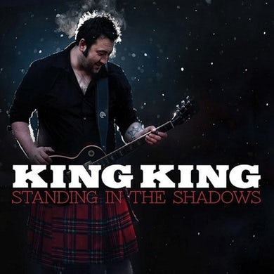 KING KING Standing In The Shadows (Signed) CD