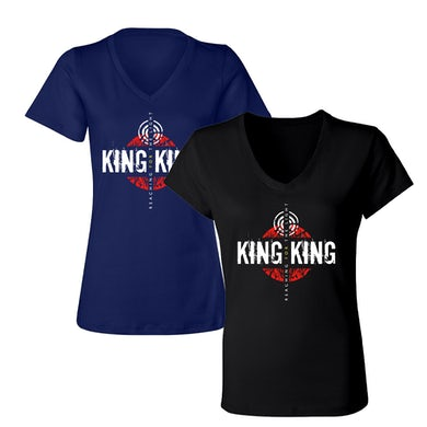 KING KING Reaching For The Light T-Shirt Ladies