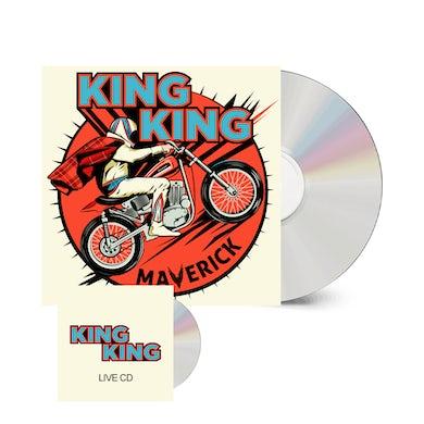 KING KING Maverick CD