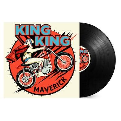 KING KING Maverick Signed Vinyl