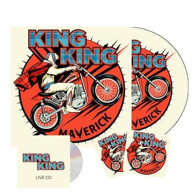 KING KING Maverick Picture Disc
