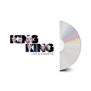 KING KING Live & Acoustic Bonus CD CD EP