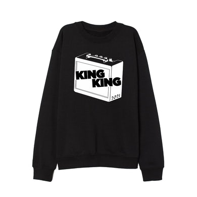 KING KING Sweatshirt (Black)