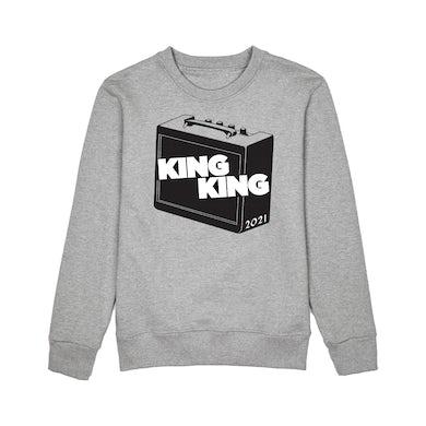 KING KING Sweatshirt (Grey)