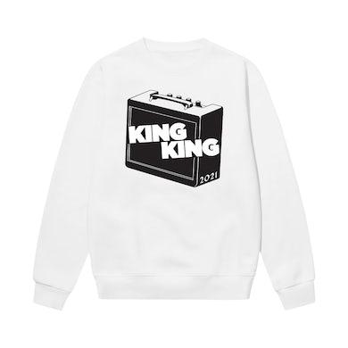 KING KING Sweatshirt (White)
