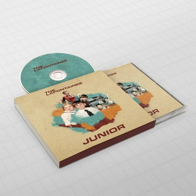 The LaFontaines Junior CD