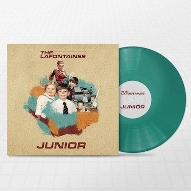 The LaFontaines Junior Aqua Heavyweight LP (Vinyl)