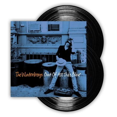The Waterboys Out Of All This Blue Double LP (Vinyl)