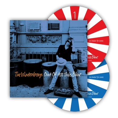 The Waterboys Out Of All This Blue Deluxe CD