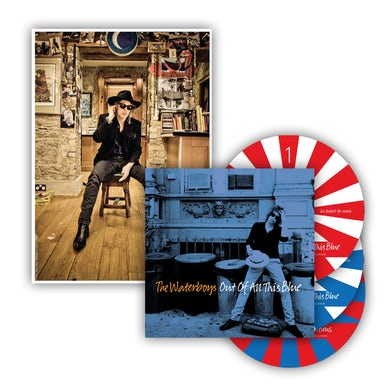 The Waterboys Out Of All This Blue Deluxe Deluxe CD