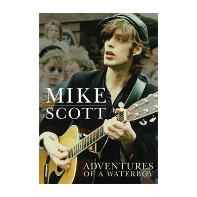 The Waterboys Adventures Of A Waterboy Paperback Book