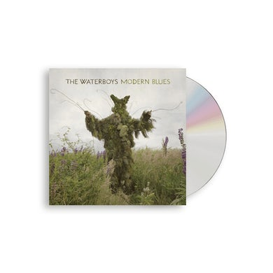 The Waterboys Modern Blues CD