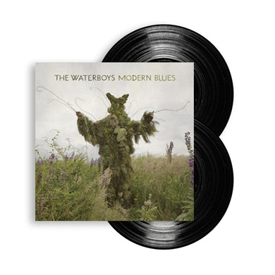 The Waterboys Modern Blues Double Heavyweight LP (Vinyl)