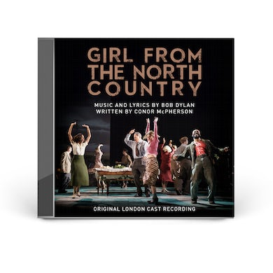 Girl From The North Country (Original London Cast Recording) CD
