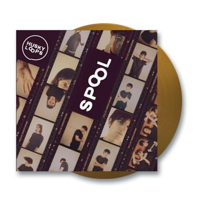 Husky Loops Spool Vinyl EP Gold 12 Inch