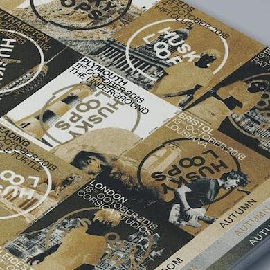 Husky Loops Autumn Tour Poster