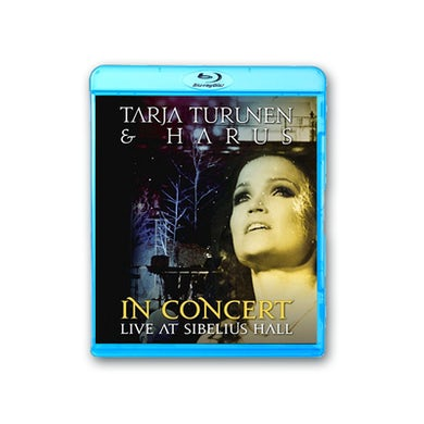 Tarja In Concert - Live At Sibelius Hall Live Blu-ray