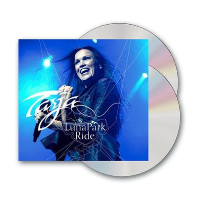 Tarja Luna Park Ride Live Album (Argentinean Version) Deluxe CD
