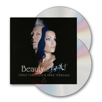 Tarja Beauty And The Beat Live Album (Argentinian Edition) Deluxe CD