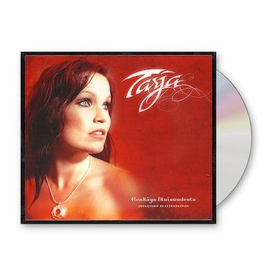 Tarja Henkäys Ikuisuudesta - Joulinen Platinapainos (Argentinean Version) CD