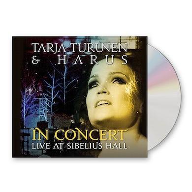 Tarja In Concert - Live At Sibelius Hall Digipak (Argentinean Version) CD