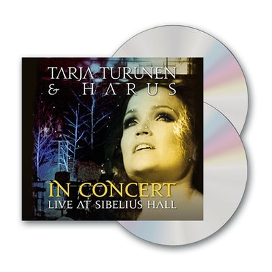 Tarja In Concert - Live At Sibelius Hall Album (Argentinean Version) CD/DVD