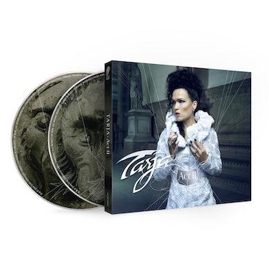 Tarja Act II 2CD Digipak (Signed) Deluxe CD